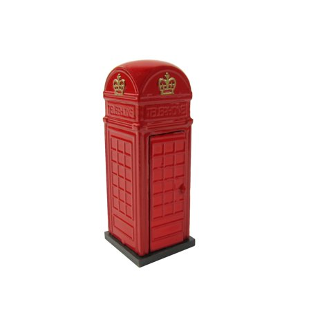 1:24 Gauge British UK Phone Box G Scale Model Train Accessory Pencil (Boxed Accessory Set)