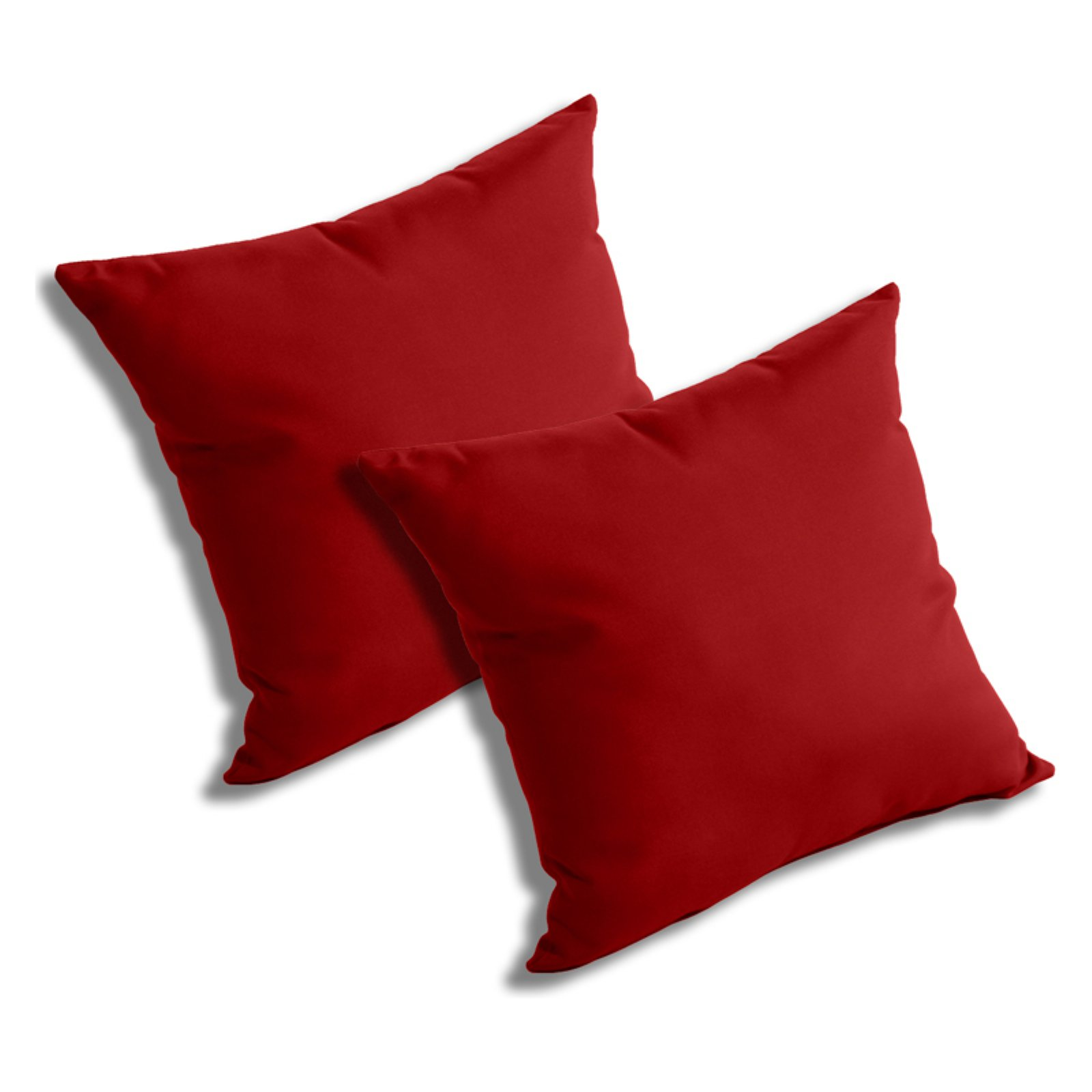 Comfort Classics Indoor/Outdoor Sunbrella Throw Pillow   Set Of 2