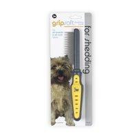 JW Gripsoft Pet Shedding Comb