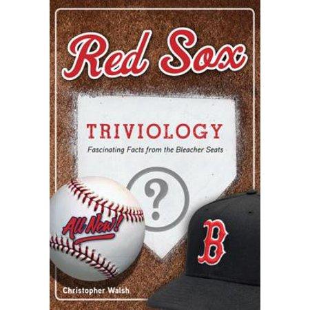 Red Sox Triviology - eBook (Northeast Fact)