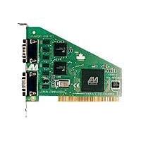 Lava Port PCI - Serial adapter - PCI - RS-232 x 2