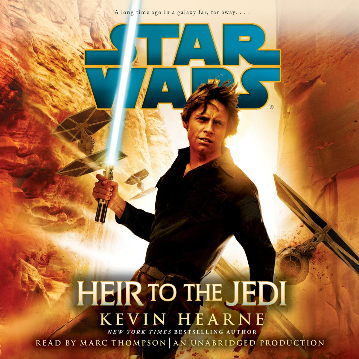 Heir to the Jedi: Star Wars - Audiobook