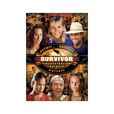 Survivor: The Australian Outback - The Complete Second Season (Best Survivor Seasons No Spoilers)