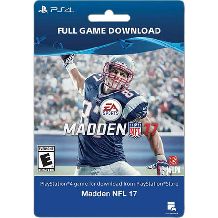 Sony Madden 17 Full Game  Email Delivery