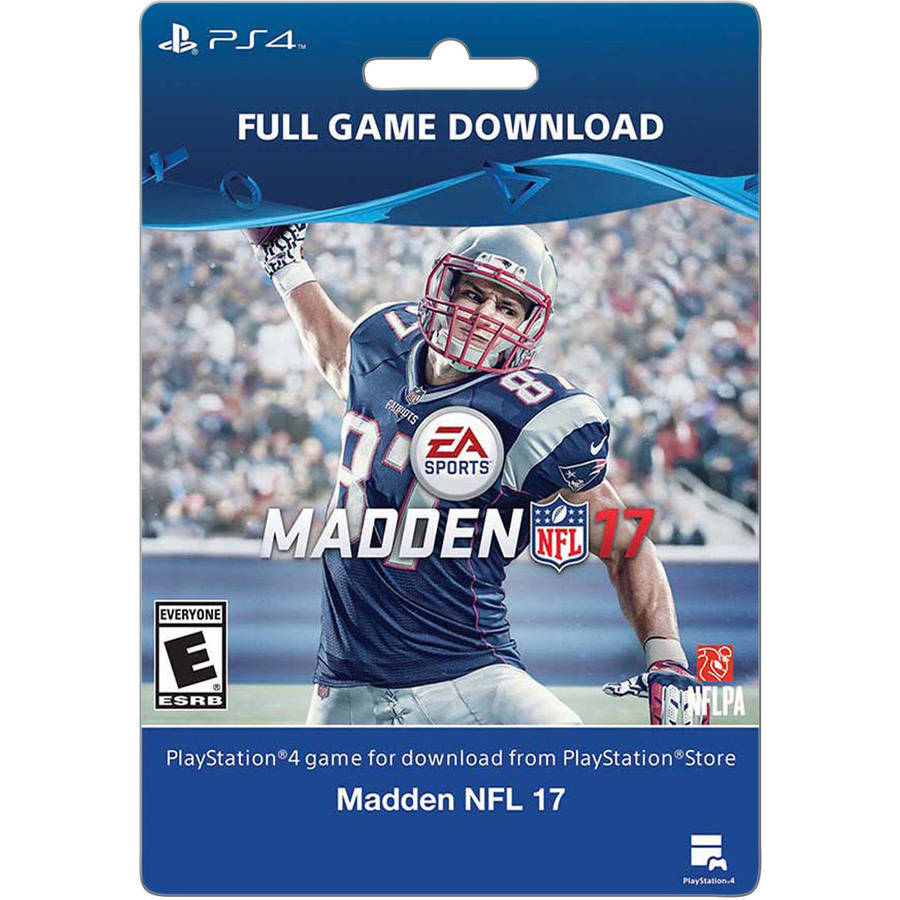 Sony Madden 17 Full Game (Email Delivery)