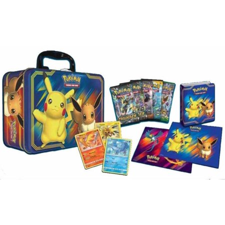 Alakazam Pokemon Card - POKEMON 2018 FALL COLLECTOR CHEST- PIKACHU AND EEVEE