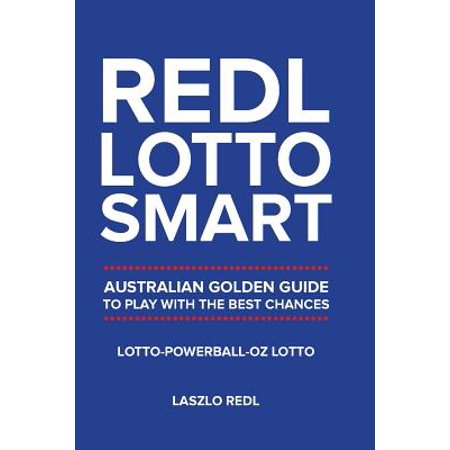 Redl Lotto Smart : Australian Golden Guide to Play with the Best