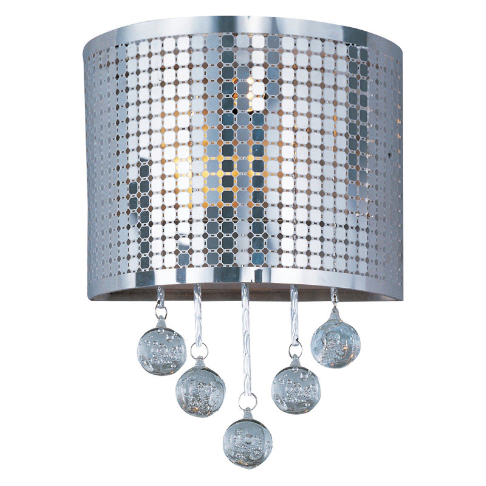 ET2 Illusion Wall Sconce - 10.25H in. Polished Chrome