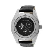 M46 Series Leather Band Watch
