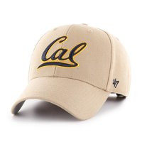 UC Berkeley Cal 47 Brand Adjustable MVP Hat - Khaki