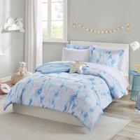 Your Zone Aurora Glow in the Dark Bed in a Bag Comforter Bedding Set