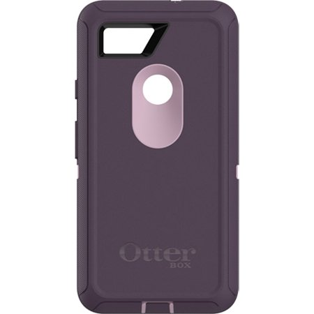 on sale fe520 713f3 Otterbox Defender Series Screenless Edition Case for Google Pixel 2 XL,  Purple Nebula