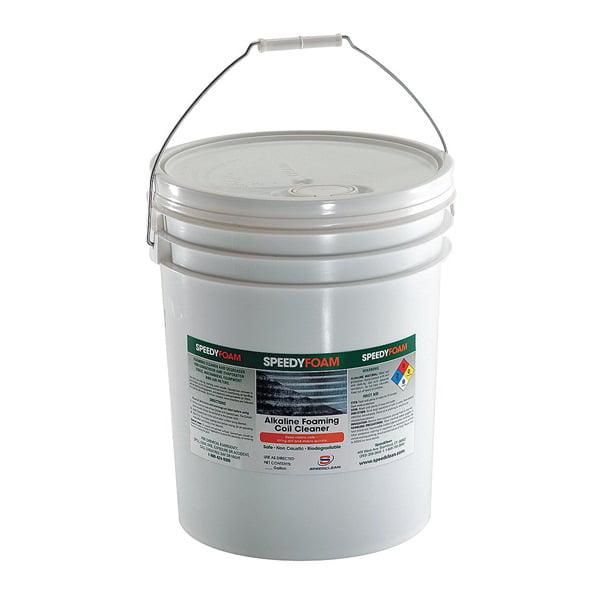 Non-Acid Condenser Coil Cleaner, 5 Gal