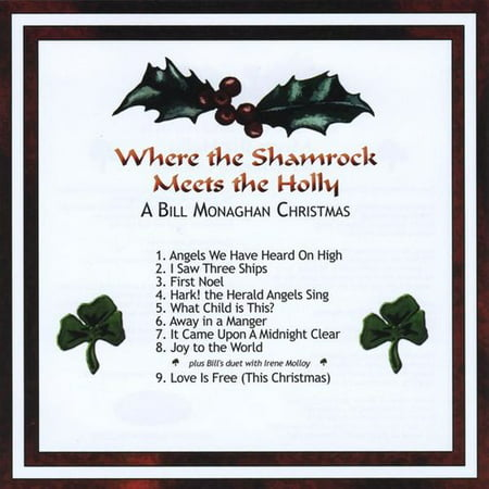 Where the Shamrock Meets the Holly