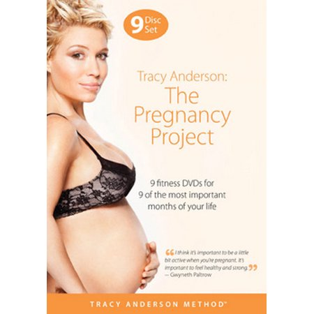Tracy Anderson: The Pregnancy Project (DVD) ()