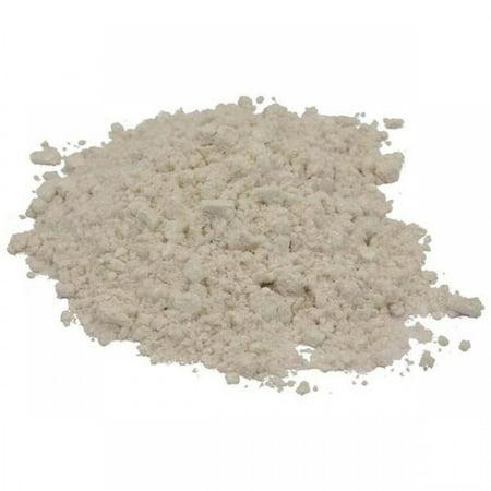 SILK WHITE LUXURY MICA COLORANT PIGMENT POWDER COSMETIC GRADE 4 OZ (White Powder)