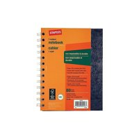"Staples 1 Subject Notebook 5"" x 7"" 437780"