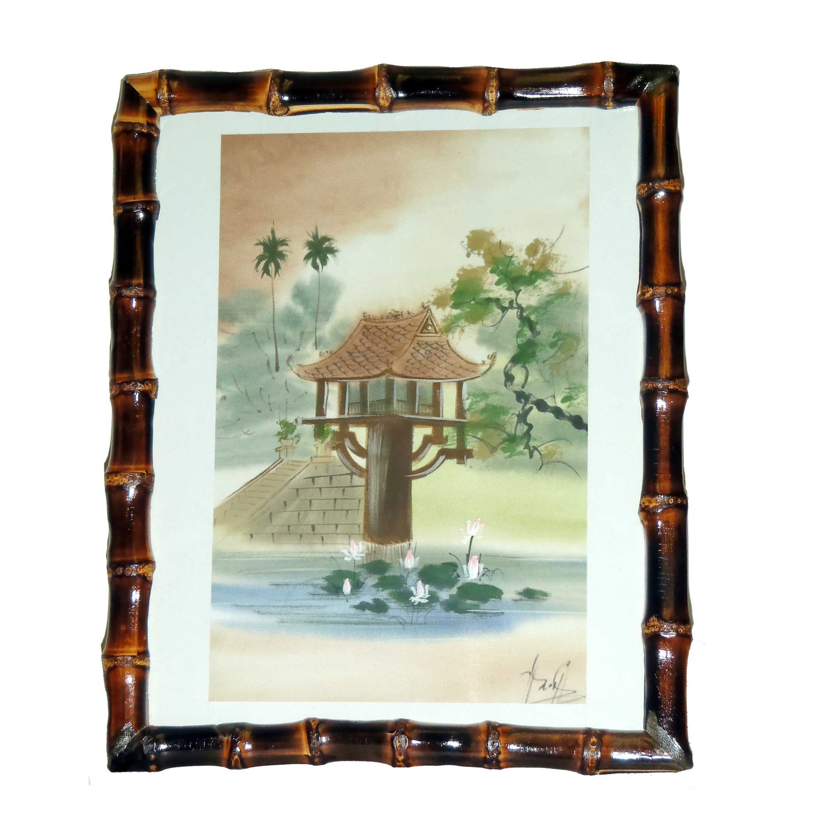 Bamboo54 Bamboo Root 11 x 14 in. Picture Frame