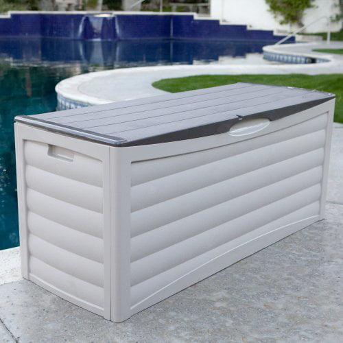 Suncast 103 Gallon Patio Deck Box