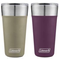 Coleman Brew Insulated Stainless Steel Tumbler, 20oz