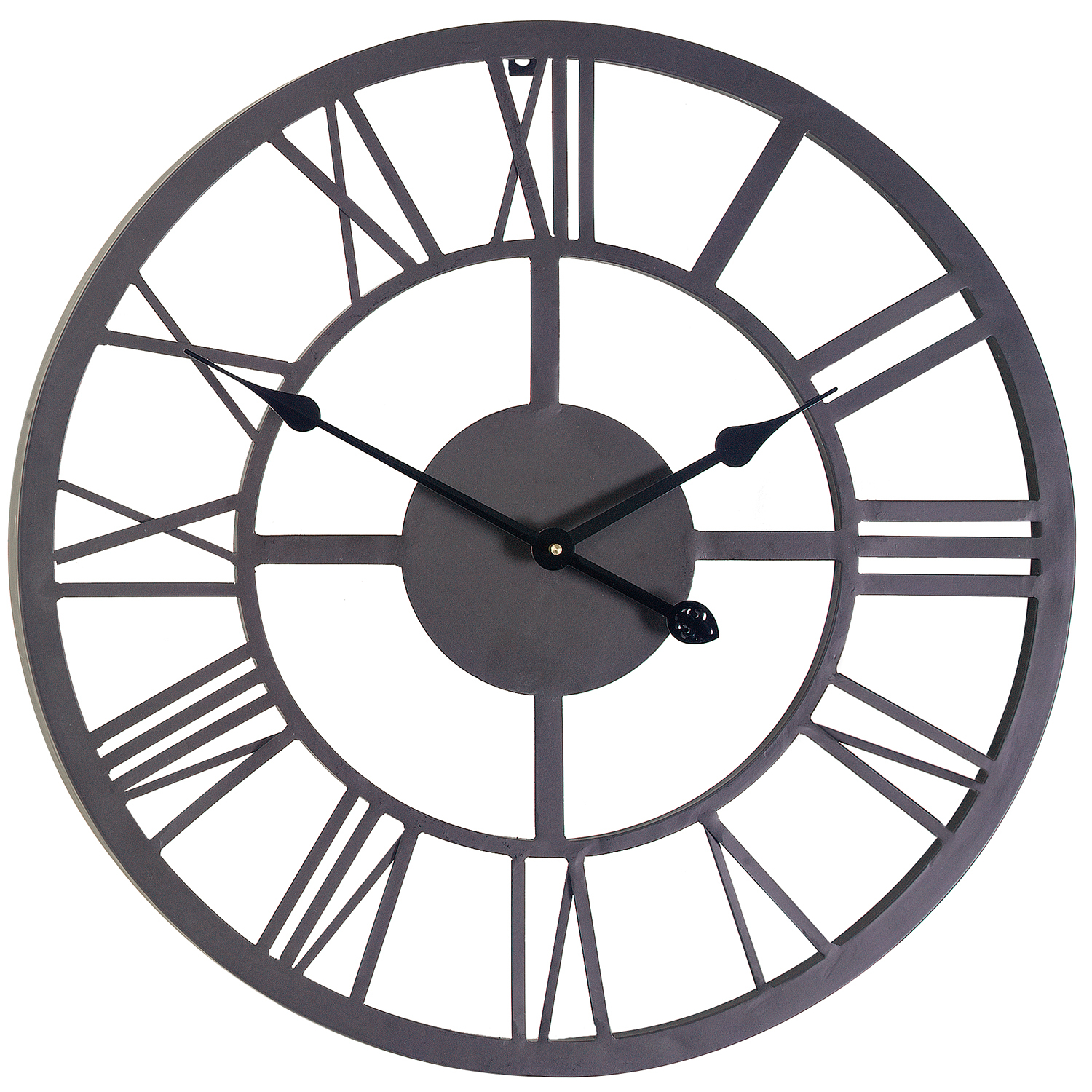 "Gardman 8450 21.5"" Giant Roman Numeral Clock Wall Art"