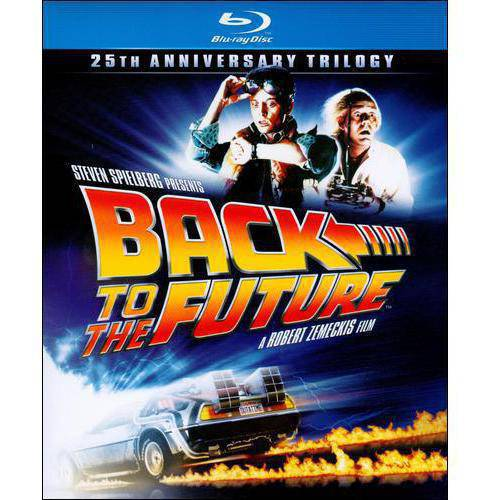 Back To The Future: 25th Anniversary Trilogy (Blu-ray + Digital HD With UltraViolet) (With INSTAWATCH)