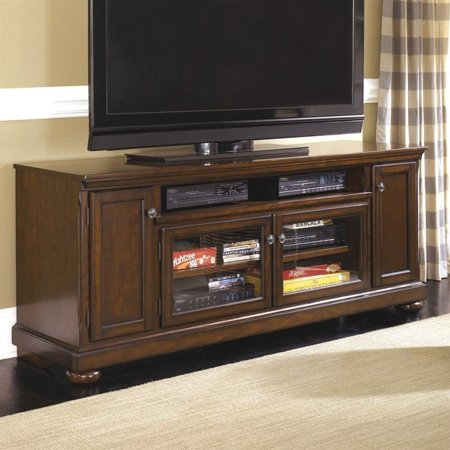 Signature Design By Ashley Furniture Porter 73 Tv Stand In Brown