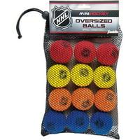 Product Image Franklin Sports NHL Foam Mini Hockey balls-12 Pack 9d6188f5d