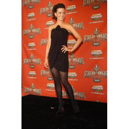 Kate Beckinsale At Arrivals For Spike Tv Scream Awards 2006 Pantages Theatre Los Angeles Ca October 07 2006 Photo By Tony Gonzalezeverett Collection Celebrity