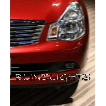 d2fdf387781b Nissan Bluebird Sylphy G11 Fog Lamps Driving Lights Foglamps Foglights  Driving Lights Kit - Walmart.com