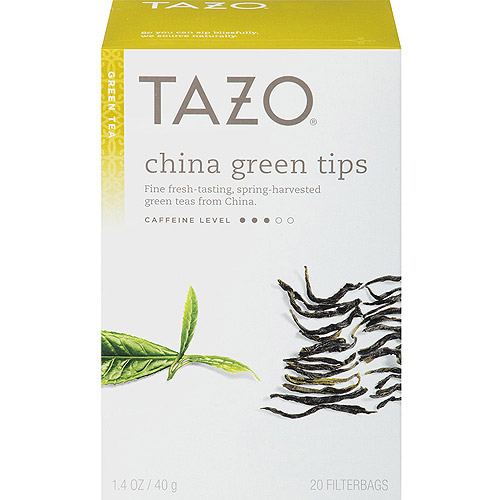 Tazo China Green Tips Tea, 20 filterbags