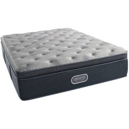 Beautyrest Silver Brewer Luxury Firm Summit Pillow Top Mattress  In Home White Glove Delivery Included