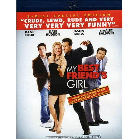 My Best Friend's Girl (Unrated) (Blu-ray) (My Very Best Friend 1996)