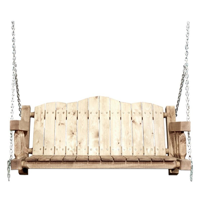 Montana Woodworks Homestead Porch Swing
