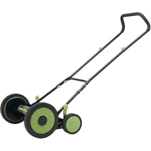 "LawnMaster LMRM1601 16"" Reel Lawn Mower by Cleva North America, Inc."