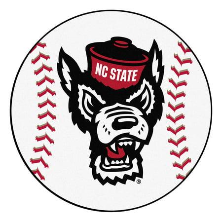 NC State Baseball Mat 27