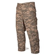 ACU Trousers Army Digital 50/50 Nylon, Cotton Rip-Stop, Large Regular