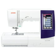 Best Janome Embroidery Machines - Janome Horizon Memory Craft 9850 Embroidery and Sewing Review