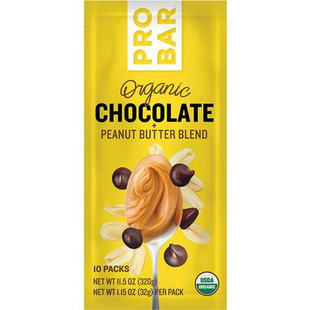 Probar Organic Choco P.Butter Blend - 1034 - Choco Rocks