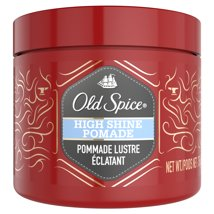 Hair Styling: Old Spice High Shine Pomade