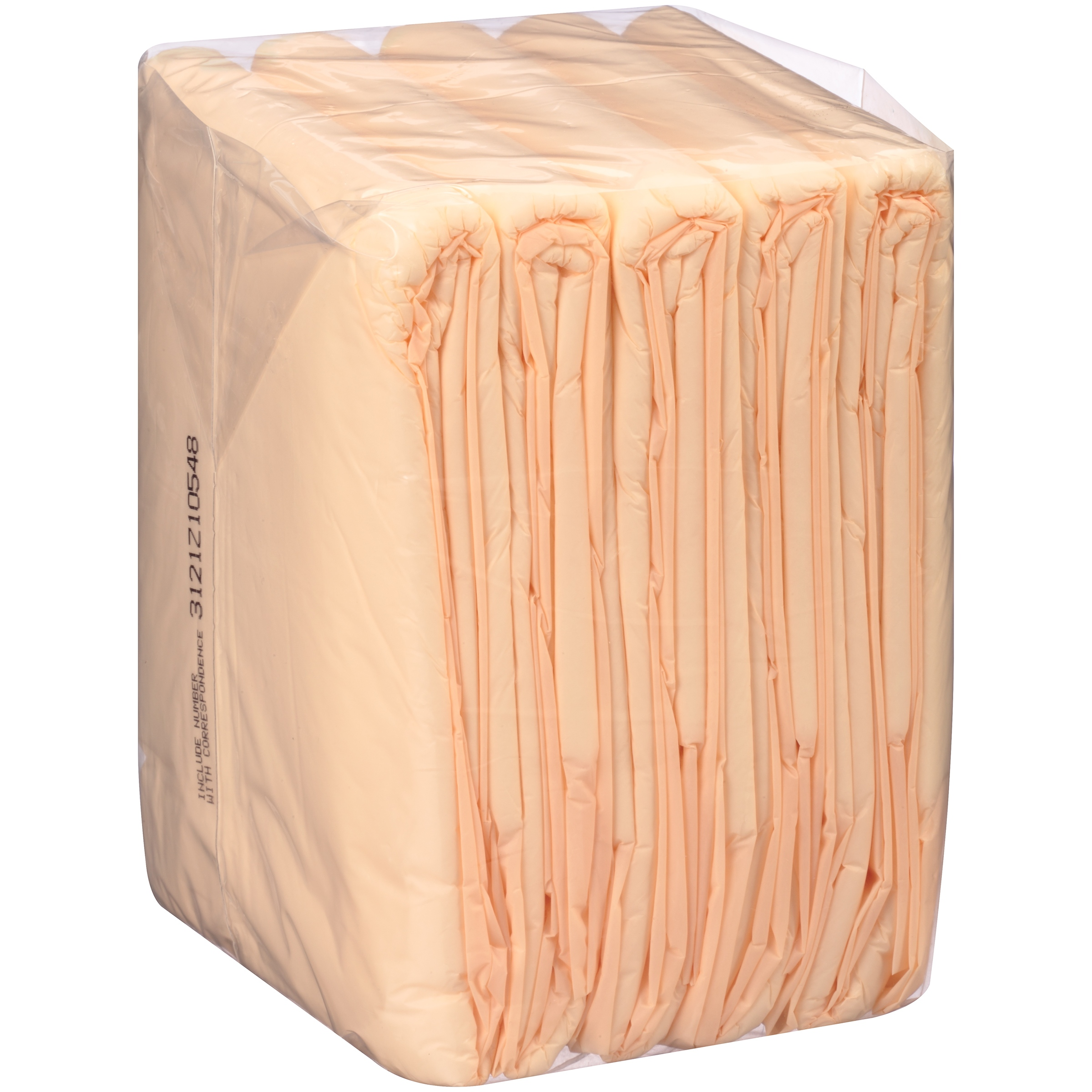 UFPP-300 Attends® Night Preserver Underpads with Polymer 30 in. x 30 in., 5 count