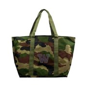 Littlearth Productions 151010-UWAS Camo Tote - University of Washington