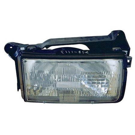 Go-Parts » 1994 - 1997 Honda Passport Front Headlight Headlamp Assembly Front Housing / Lens / Cover - Right (Passenger) Side 8-94314-625-3 IZ2503101 Replacement For Honda Passport (Honda Passport Passengers Side Tail)