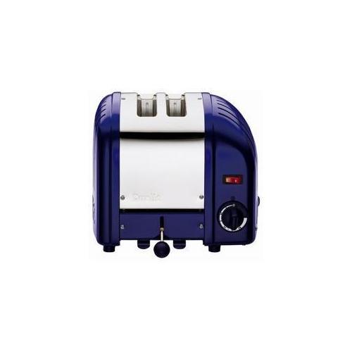 Dualit - Briel - Espressione 20316 2 Slice Classic Toaster - Cobalt Blue