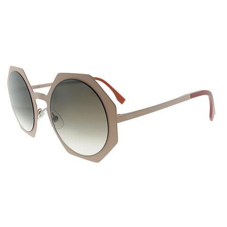 Fendi Facets Ff 0152S Ttm 51Mm Womens Fashion Sunglasses
