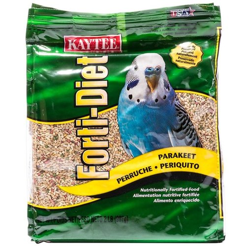 Kaytee Forti-Diet Kaytee Forti Diet Parakeet Food 2 Pounds