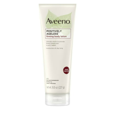 Aveeno Firming Lotion (AVEENO Active Naturals Positively Ageless Firming Body Lotion 8 oz (Pack of 8))