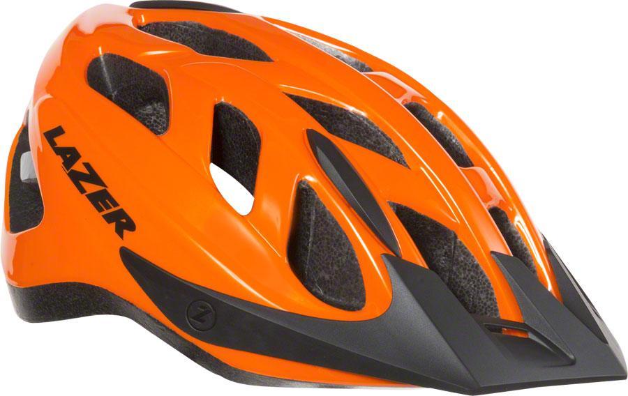 Flash Orange New Lazer Men/'s Cyclone Road Cycling Helmet Medium