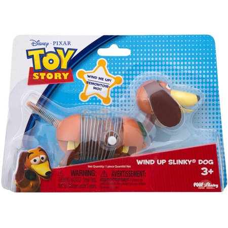 Disney Toy Story Wind-Up Slinky Dog
