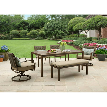 Better Homes and Gardens Lynnhaven Park 6-Piece Patio Dining Set